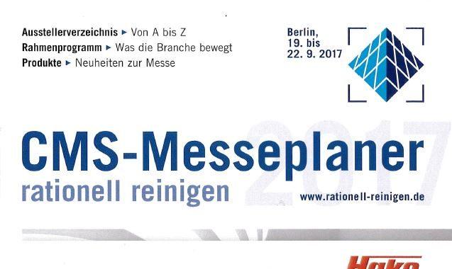 CMS 2017 Messeplaner